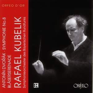 Dvorak: Symphony No. 8 & Serenade for Winds