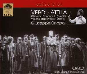 Verdi: Attila Product Image