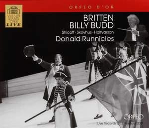 Britten: Billy Budd Product Image