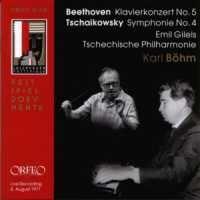 Beethoven: Piano Concerto No. 5 & Tchaikovsky: Symphony No. 4