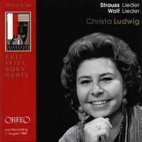 Strauss & Wolf Lieder