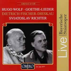 Wolf, H: Goethe-Lieder