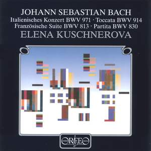 Bach: Italian Concerto & other keyboard works
