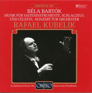 Bartók: Music for Strings, Percussion & Celesta & Concerto for Orchestra