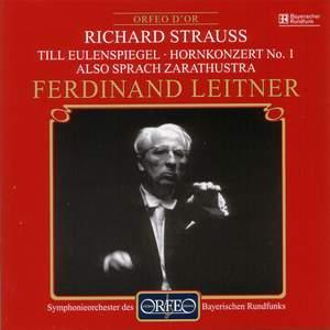 Strauss, R: Till Eulenspiegels lustige Streiche, Op. 28, etc.