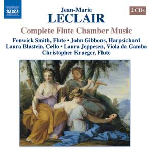 Leclair - Complete Flute Chamber Music