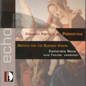 Palestrina: Motets for the blessed Virgin