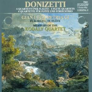 Donizetti - Flute Quartets