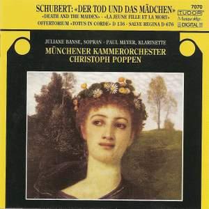 Schubert: String Quartet No. 14 in D minor, D810 'Death and the Maiden', etc.