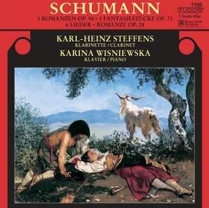 Schumann: Romances (3), Op. 94, etc.
