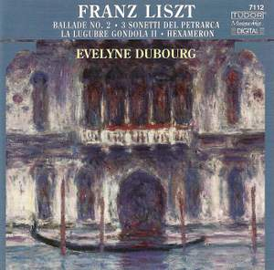 Liszt: Ballade No. 2, Two Petrarch Sonatas & other piano works