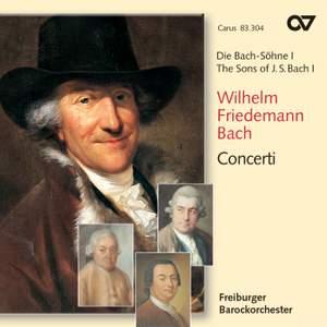 Wilhelm Friedemann Bach Concerti