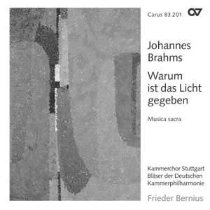 Brahms Choral Works