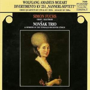 Mozart: Divertimento No. 11 in D major, K251, etc.