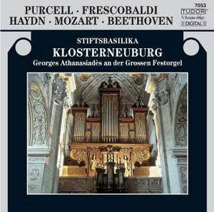Purcell, Frescobaldi, Haydn, Mozart & Beethoven: Organ Works