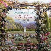 Coleridge-Taylor: Piano Quintet & Clarinet Quintet
