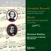 The Romantic Piano Concerto 43 - Sterndale Bennett & Bache
