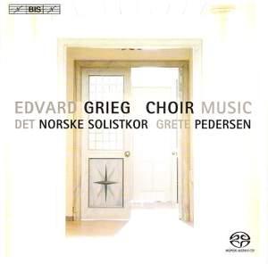 Grieg - Choral Music