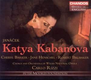Janacek: Katya Kabanova