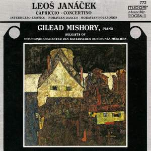 Janacek: Capriccio, Concertino & other works