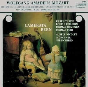 Mozart: Serenade No. 13 in G major, K525 'Eine kleine Nachtmusik', etc.