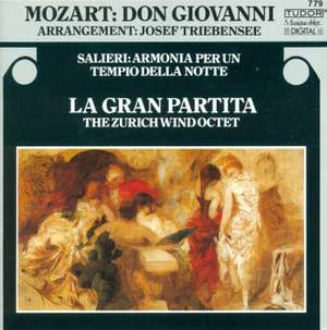 Mozart: Wind arrangements of Don Giovanni, etc.