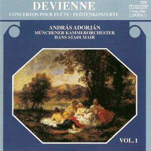 Devienne: Flute Concerto No. 12 in A major, etc. Product Image
