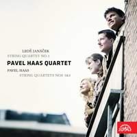 Haas & Janácek - String Quartets