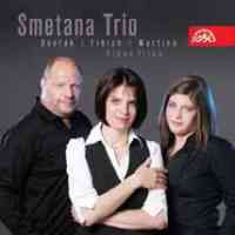 Dvorák, Fibich & Martinu - Piano Trios