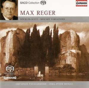 Reger: Tone Poems (4) after Arnold Böcklin, Op. 128, etc.