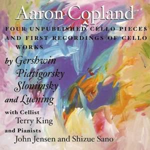 Copland: Four Unpublished Cello Pieces