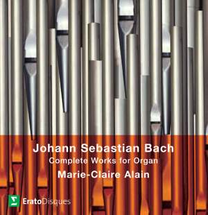 J S Bach: Complete Works for Organ