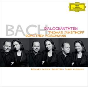 Bach - Dialogue Cantatas
