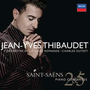 Saint-Saëns - Piano Concertos Nos. 2 & 5 Product Image