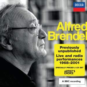 Alfred Brendel: 1968-2001