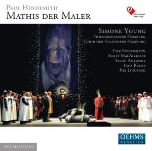 Hindemith: Mathis der Maler Product Image