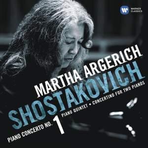 Shostakovich: Piano Concerto No. 1, Piano Quintet & Concertino