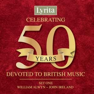 Celebrating 50 Years Devoted To British Music - Set 1 Product Image