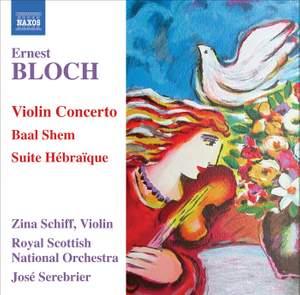 Bloch - Violin Concerto