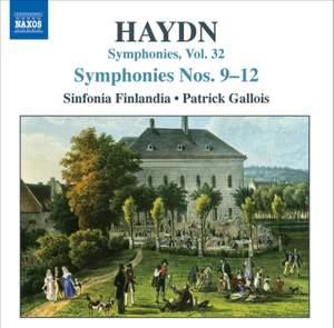 Haydn - Symphonies Volume 32