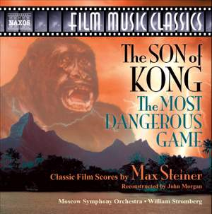 Steiner: The Son of Kong & The Most Dangerous Game Product Image