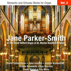 Romantic and Virtuoso Works for Organ - Volume 2