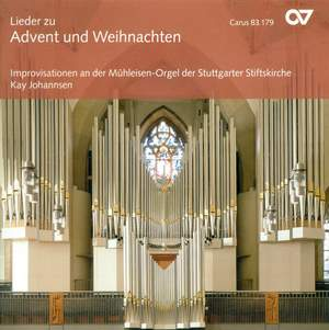Lieder for Advent and Christmas