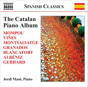 The Catalan Piano Album
