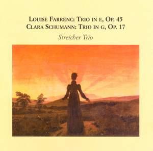 Farrenc: Piano Trio in E minor, Op. 45, etc. Product Image