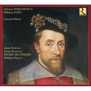 Ferrabosco & Byrd: Consort Music Product Image