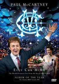 McCartney: Ecce Cor Meum (Behold my Heart)