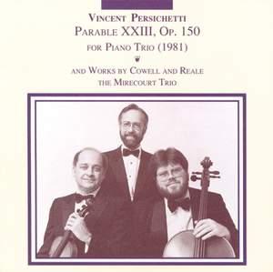 Trio America, Vol. I