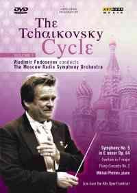 The Tchaikovsky Cycle Volume V