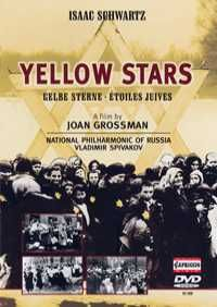Schwartz, I: Yellow Stars - concerto for orchestra in seven parts